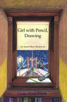 Cover for 'Girl With Pencil, Drawing'