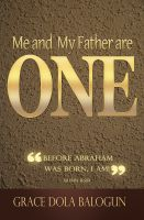 Cover for 'Me And My Father Are One'