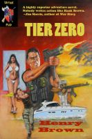 Cover for 'Tier Zero'