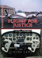 Cover for 'Flight for Justice'