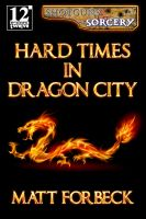 Cover for 'Hard Times in Dragon City'