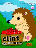Cover for 'Clint the Lint Keeper'