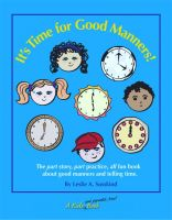 Cover for 'It's Time for Good Manners!'