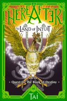 Cover for 'HereAfter, The Land of Intuit and the Quest for the Book of Destiny'