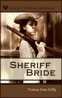 Cover for 'Sheriff Bride'