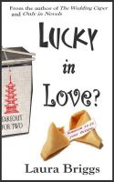 Cover for 'Lucky in Love?'