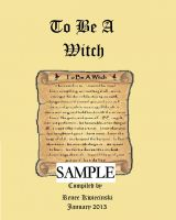 Cover for 'To Be A Witch (Sample)'