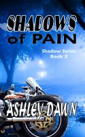Cover for 'Shadows of Pain'