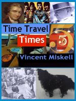 Cover for 'Time Travel Times 5'