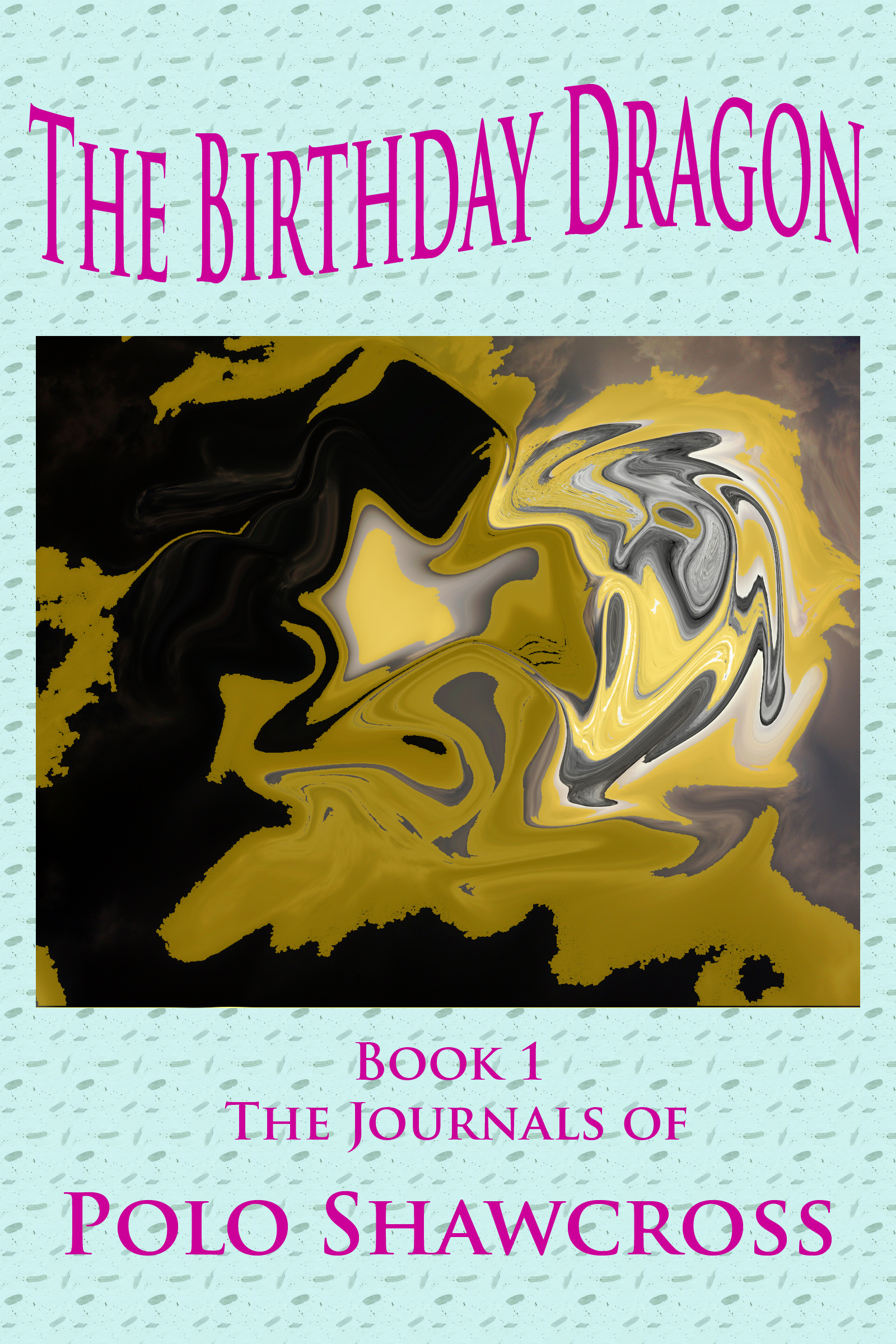 Cover of The Birthday Dragon