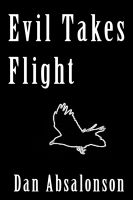 Cover for 'Evil Takes Flight'
