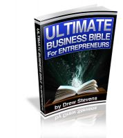 Cover for 'Ultimate Business Bible for Entrepreneurs'