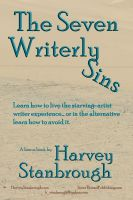 Cover for 'The Seven Writerly Sins'
