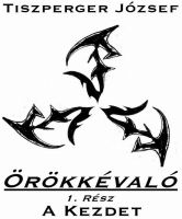 Cover for 'Örökkévaló'