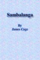 Cover for 'Sambalanga'
