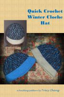 Cover for 'Quick Crochet Winter Cloche Hat'