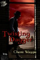 Cover for 'Twisting Dagger'