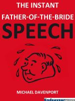 Cover for 'Instant Father Of The Bride Speech'