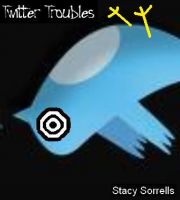 Cover for 'Twitter Troubles'
