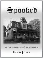 Cover for 'Spooked'