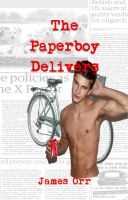 Cover for 'The Paperboy Delivers'