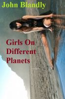 Cover for 'Girls On Different Planets'