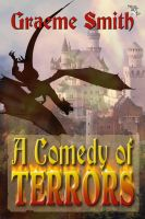 Cover for 'A Comedy of Terrors'