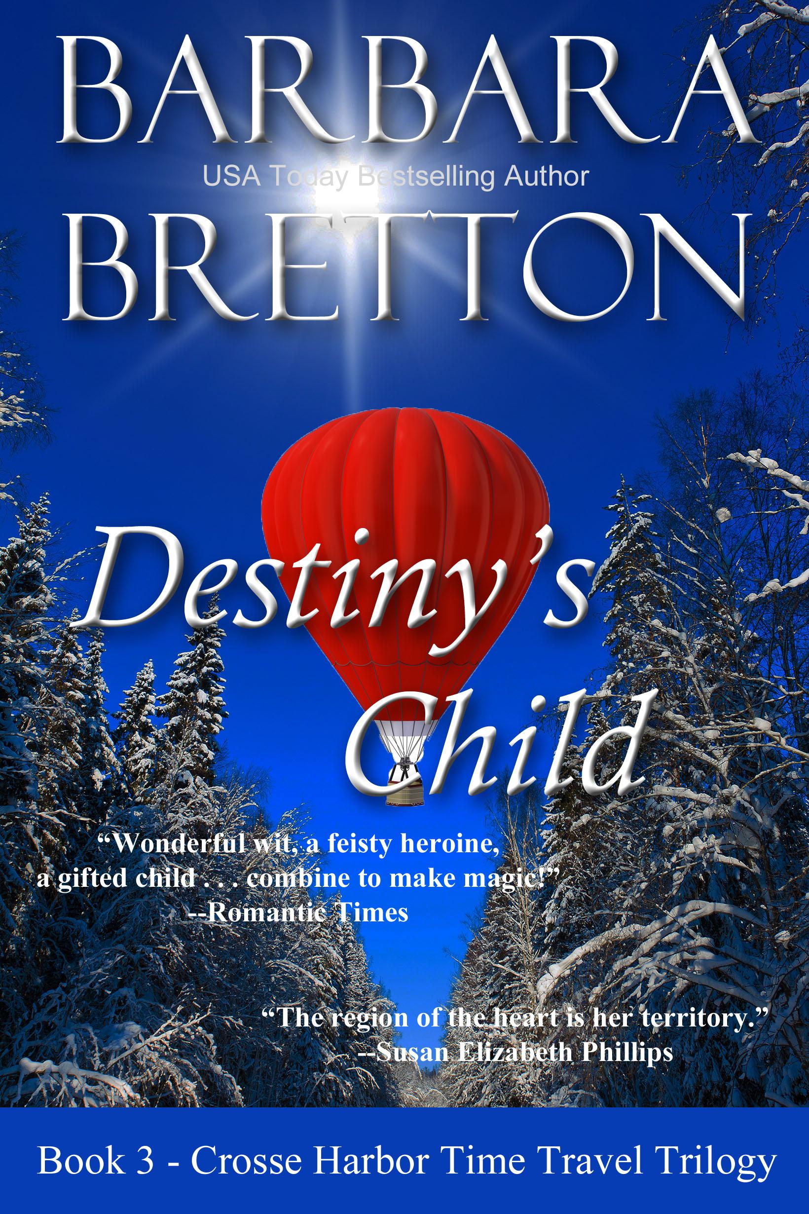 Barbara Bretton - Destiny's Child