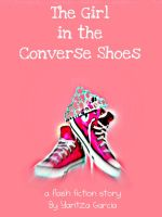 Cover for 'The Girl in the Converse Shoes'