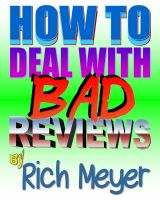 Cover for 'How To Deal With Bad Reviews'