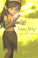 Cover for 'Nimbus Littling & the Flu from Nebtune 2'