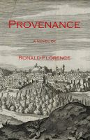 Cover for 'Provenance'