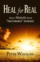 Cover for 'Heal for Real'