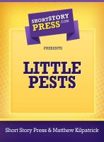 Cover for 'Little Pests'