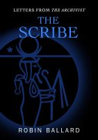 Cover for 'The Scribe'