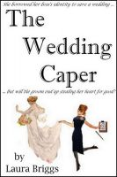 Cover for 'The Wedding Caper'