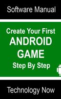 Cover for 'Create Your First Android Game Step By Step'