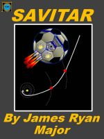 Cover for 'Savitar'
