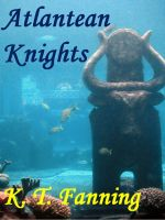 Cover for 'Atlantean Knights'