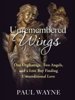 Cover for 'Unremembered Wings'