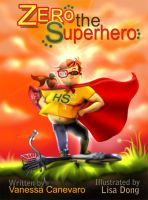 Cover for 'Zero the Super Hero'