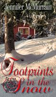 Cover for 'Footprints in the Snow'