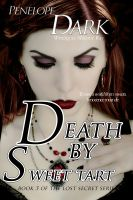 Cover for 'Death by Sweet Tart'