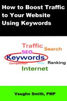 Cover for 'How to Boost Traffic to Your Website Using Keywords'