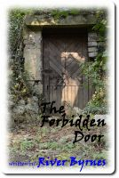 Cover for 'The Forbidden Door'