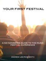 Cover for 'Your First Festival'