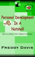 Cover for 'Personal Development in a Nutshell'