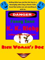 Cover for 'Rich Woman's Dog'