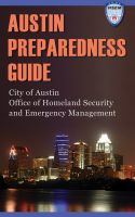Cover for 'Austin Preparedness Guide'