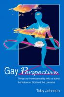 Cover for 'Gay Perspective: Things our [homo]sexuality tells us about the nature of God and the Universe'
